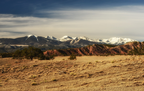 Blanca Mountains East Side
